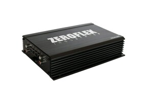 NZ4120 4 x 120rms @4ohm Amplifier with Bass Remote